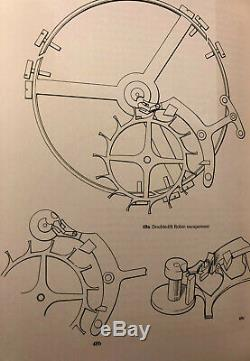 George Daniels SIGNED BOOK Practical Watch Escapement. 1st Edition. Watchmaking
