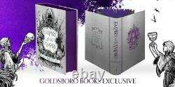 Goldsboro Books Empire Of The Vampire by Jay Kristoff Signed Limited Edition
