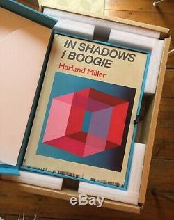 Harland Miller / In Shadows I Boogie / Print And Book / Signed Edition Of 100