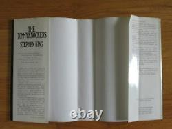 Horror Author STEPHEN KING signed THE TOMMYKNOCKERS 1987 Later Edition Book PSA