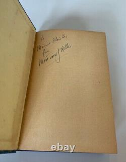 How to Read a Book FIRST EDITION Mortimer J Adler SIGNED 1940 HC