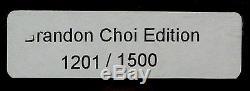Image Comics Brandon Choi Signed Gen 13 Limited Edition Slipcase Book Set FS1995