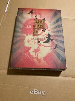 JAPAN Suehiro Maruo Art Book Maruo Graph DX Limited Edition Signed 5/300