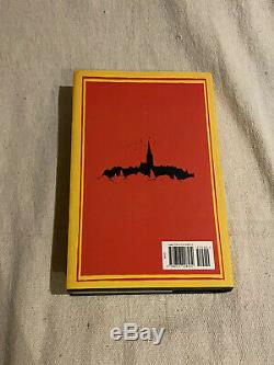 JK J. K Rowling SIGNED First 1st Edition The Casual Vacancy Book Harry Potter