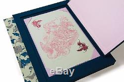 James Jean ZUGZWANG SPECIAL EDITION BOOK Signed Letter Press Art Print eddy