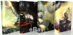 James S. A. Corey SIGNED The EXPANSE Books 4-8 Subterranean Press Limited Edition