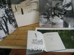 Jimmy Buffett Signed Book And Original Story, 25 Of 68. Limited Edition, Chatham
