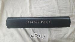 Jimmy Page by Jimmy Page Limited Edition Signed book Genesis Publication no 1405