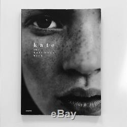 Kate The Kate Moss Book, SIGNED (1995, Paperback, 1st Edition)