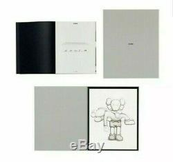 Kaws NGV Gone signed limited edition screen print / book Companion Hirst Emin