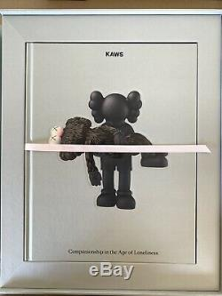 Kaws Ngv Gone Print Signed Numbered Limited Edition Art Book 2019 (sold Out)