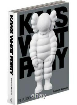 Kaws What Party Book Signed Edition xxx/500