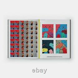 Kaws What Party signed limited white edition book Phaidon Brooklyn Museum Banksy