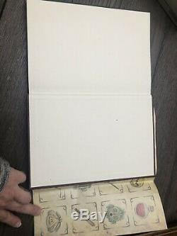 Legend of the Hero Legend of Zelda Guidebook Art Book 1st Edition SIGNED RARE