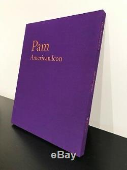 Limited Edition Sante D'Orazio'Pam American Icon' Book and Signed Photograph