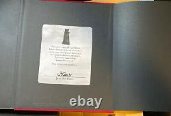 MR. BABADOOK BOOK'POP-UP' SIGNED by Jennifer Kent 1st Edition Free Priority