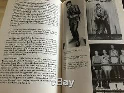 MUHAMMAD ALI original signed book His Life & Times FIRST EDITION 1991
