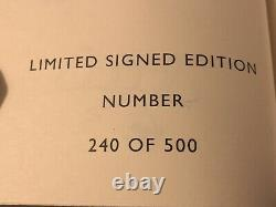 Madness Before We Was We Limited Edition Of 500 Signed Hardback 2019 1st Ed Book