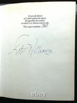 Masquerade Book SIGNED Kit Williams Limited Edition Original Receipt BONUS items