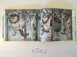 Maurice Sendak Signed Personal Letter Moishe Drawing & 1963 Edition Book PSA/DNA