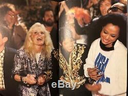 Michael Jackson Limited Edition Signed Book Moonwalk Autobiography Hcdj 1988