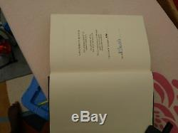 Mint condition Book, Signed limited edition Long walk to freedom, Nelson Mandela