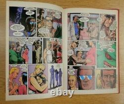 Miracleman Book 2 The Red King Syndrome 1st Edition Hc Eclipse Alan Moore