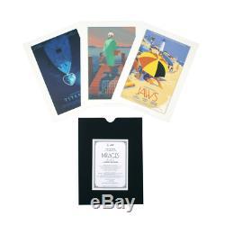Mirages Art Of Laurent Durieux Exclusive Mondo Edition Book Signed COA 3 Prints