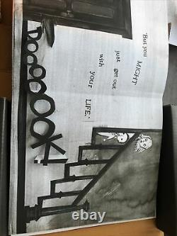 Mr Babadook Book Signed first edition in Good condition in original box