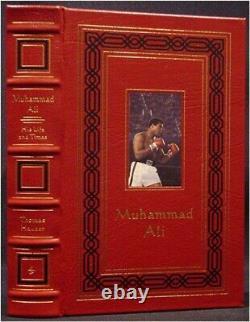 Muhammad Ali limited Edition Signed Book 527/3500 Easton Press Boxing WBC Champ
