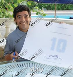 NOW IN STOCK Diego Maradona Signed Limited Edition OPUS Book