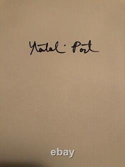 Natalie Portman Autographed Book Fables Signed 1st Edition