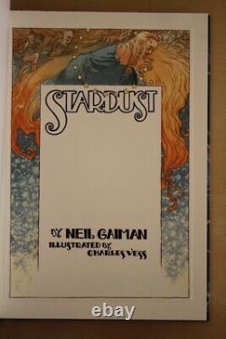 Neil Gaiman (2020)'Stardust', UK signed limited edition, Lyra's Books