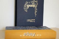 Neil Gaiman (2020)'Stardust', UK signed limited edition, mustard, Lyra's Books