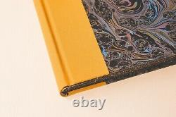 Neil Gaiman Stardust Lyras Books Artist Signed Limited Edition Mustard Sold Out
