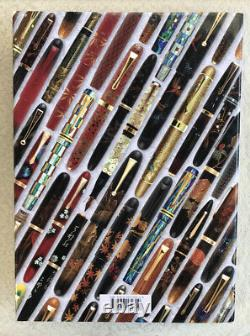 New Fountain Pens of Japan Book, Limited Edition, by Andreas Lambrou