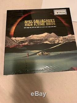Noel Gallagher Signed Book Any Road Will Get Us There Boxset Ltd Edition. Rare