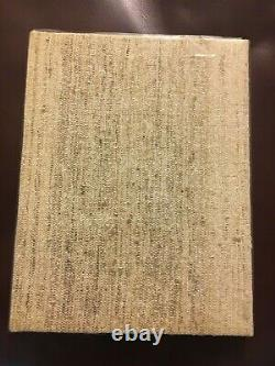 Nuances Anais Nin Signed Numbered 1st Edition ONLY 99 Made! RARE BOOK OOP