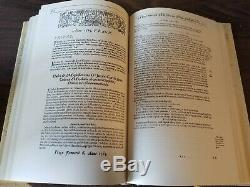 OF SPIRITS AND APPARITIONS DR JOHN DEE SIGNED LIMITED Edition 173/1000 Book