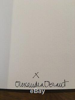 Ode To Happiness Book Keanu Reeves Alexandra Grant First Edition Signed