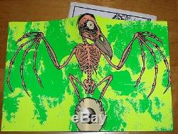 PUSHEAD Rare Original Skeletal Book 1st Print Limited Edition Signed & Numbered