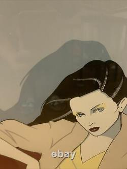 Patrick Nagel 1979 Mirage Edition The Piedmont Book Company Gallery Print Signed