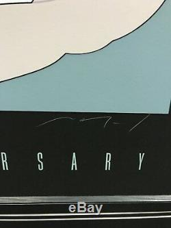 Patrick Nagel Playboy 30th Anniversary Hand Signed Numbered Edition / +Book