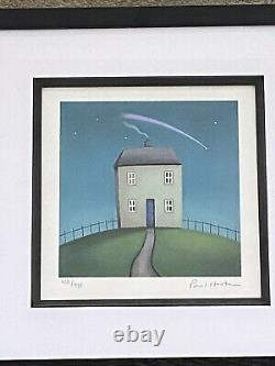 Paul Horton Out of the Blue Ltd edition print & In my Life Ltd edition book