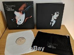 Paul Weller' A Thousand Things' Limited Edition signed Book And 12 Vinyl