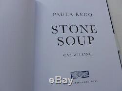 Paula Rego Stone soup SIGNED LIMITED EDITION 2019 HARDBACK ART BOOK