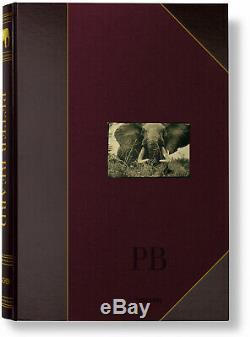 Peter Beard Limited Edition Rare Taschen Art Book Signed Copy