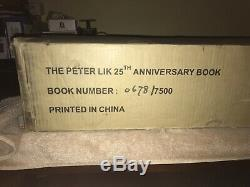 Peter Lik BIG BOOK 25th Anniversary Edition