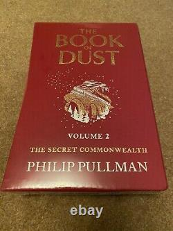 Philip Pullman The Book Of Dust Volume 2 Waterstones Exclusive Signed Edition