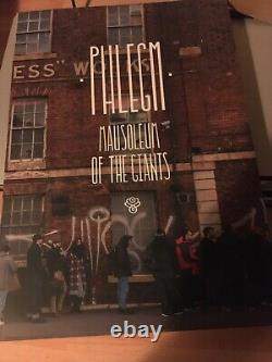 Phlegm Mausoleum Of The Giants Book Limited Signed Embossed Edition SOLD OUT